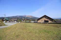 東側の風景