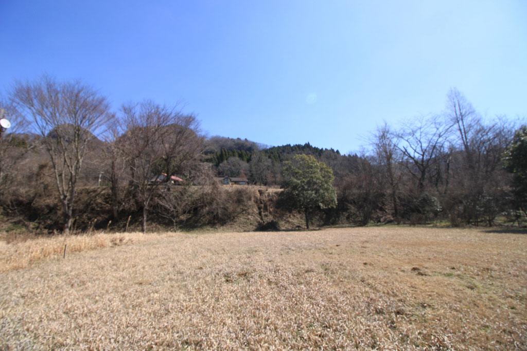 5号地 東側の風景
