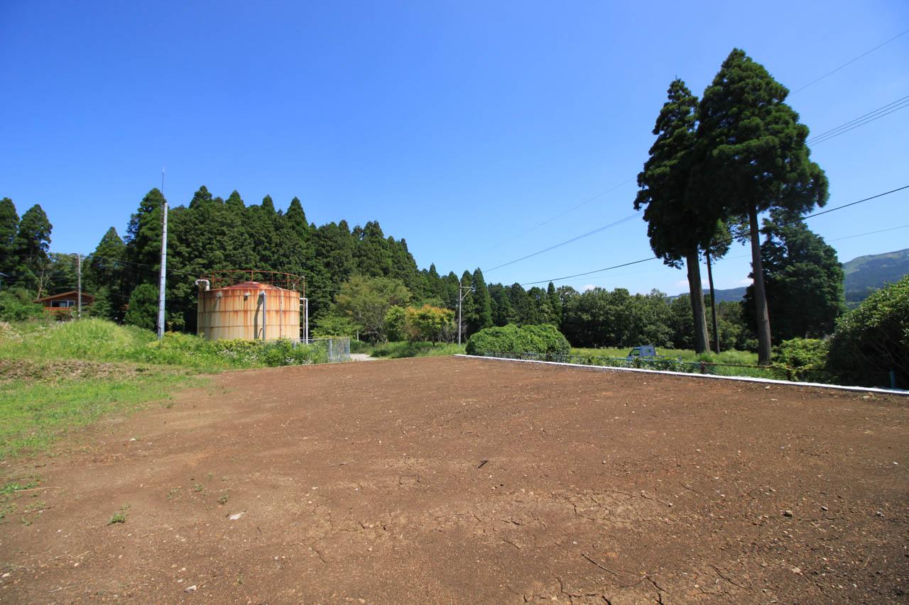 北側の風景