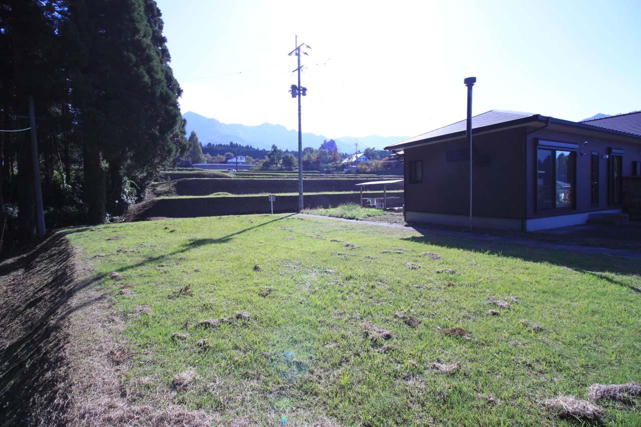 敷地南西側の風景