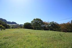 4号地 南側の風景