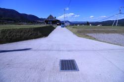 共有道路の接道状況