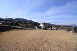 西側の風景