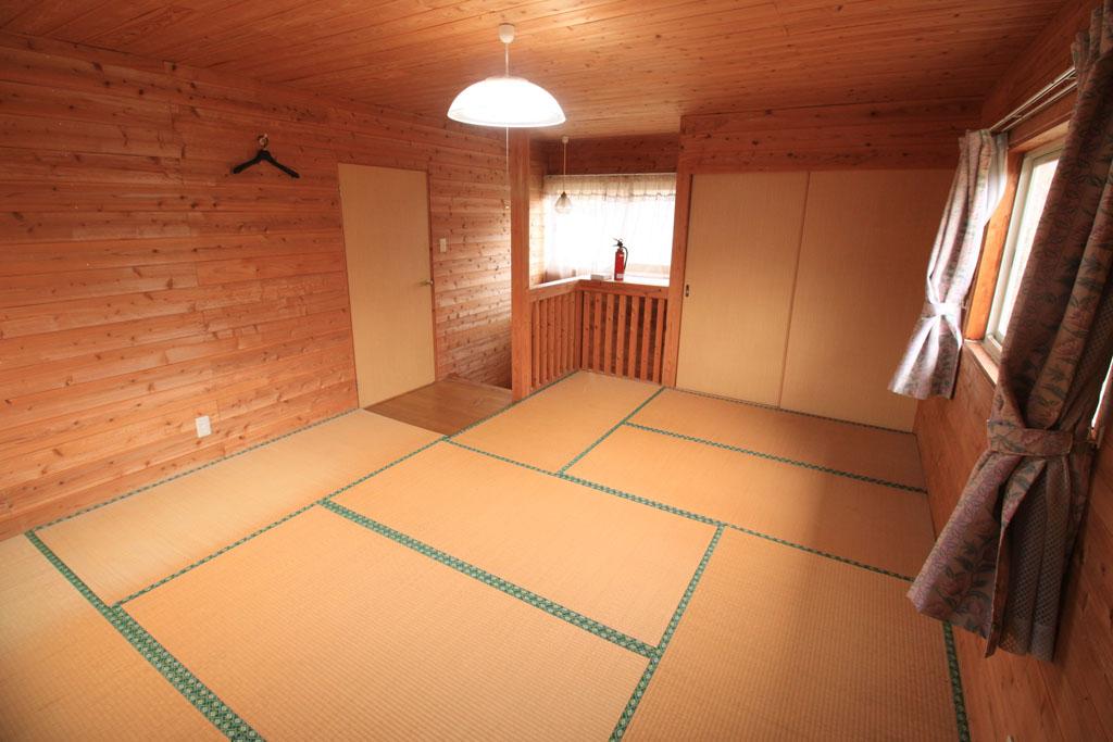 二階和室①