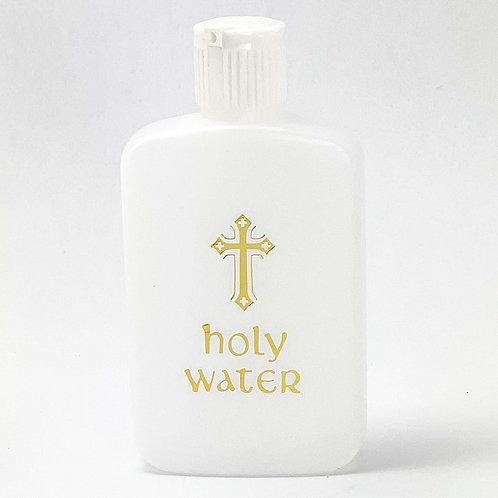 Holy Water Plastic Bottle 4oz