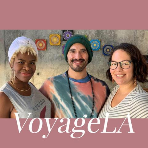 Meet Racquel TW | Voyage LA