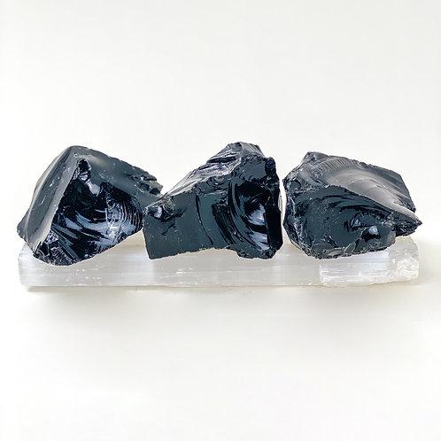 Obsidian, Large