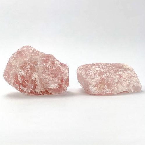 Rose Quartz, Large