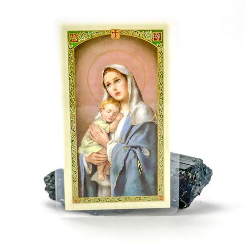 Madonna Single Parents Prayer