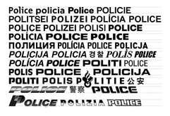 """""""Police"""""""