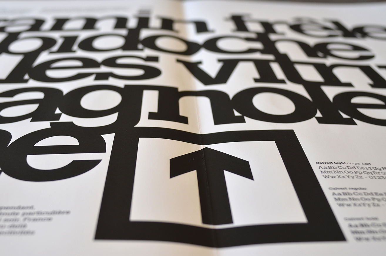 Spécimens typographiques