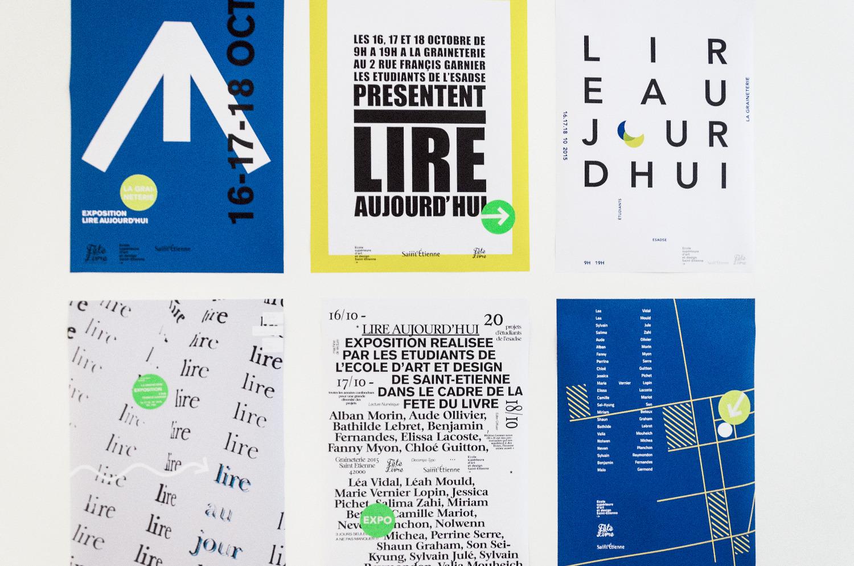 Fête du livre Saint-Étienne 2015