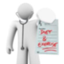 Exercise progam prescription