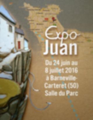 Invitation Juan Carton ArtBC