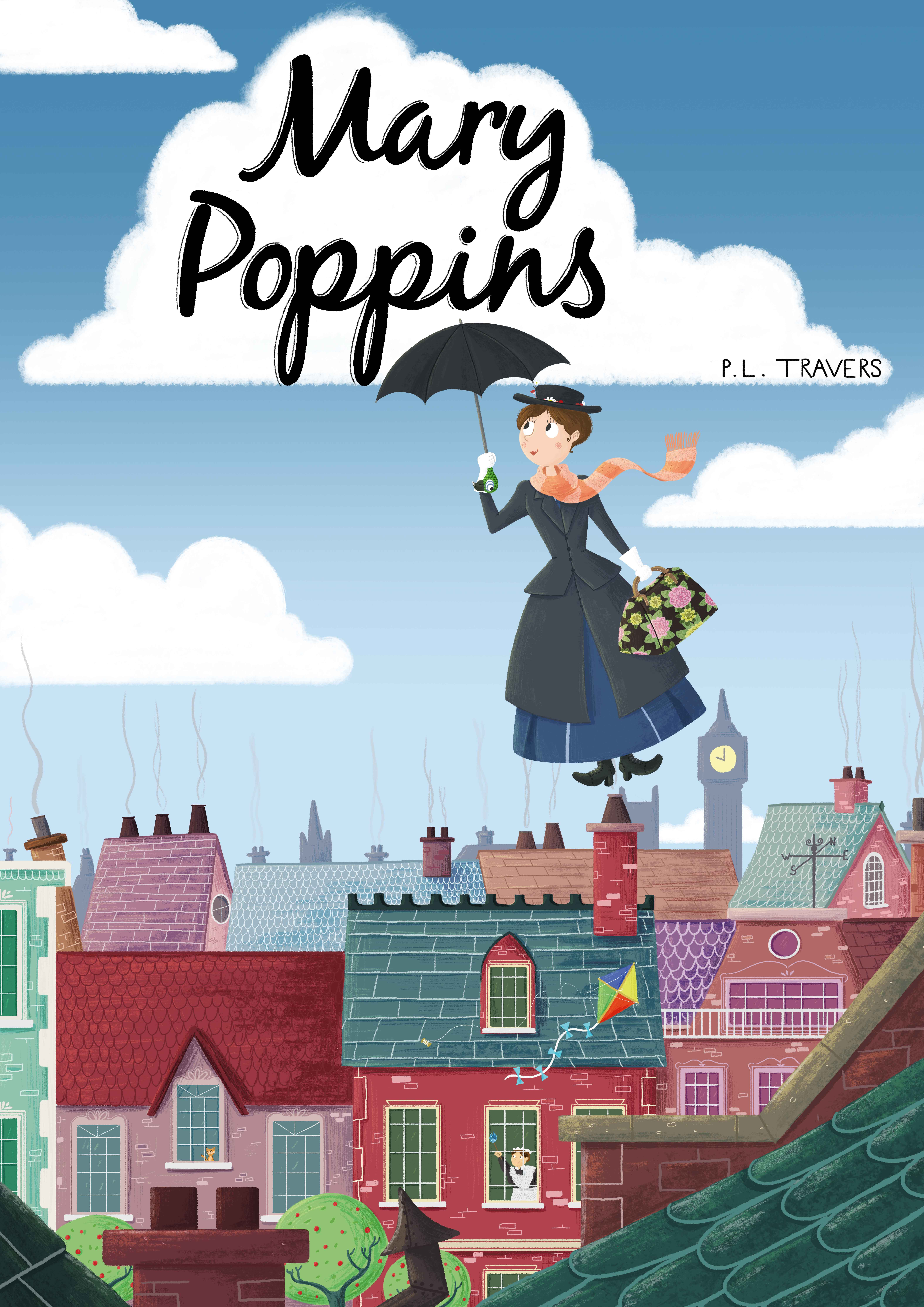 mary poppins new title
