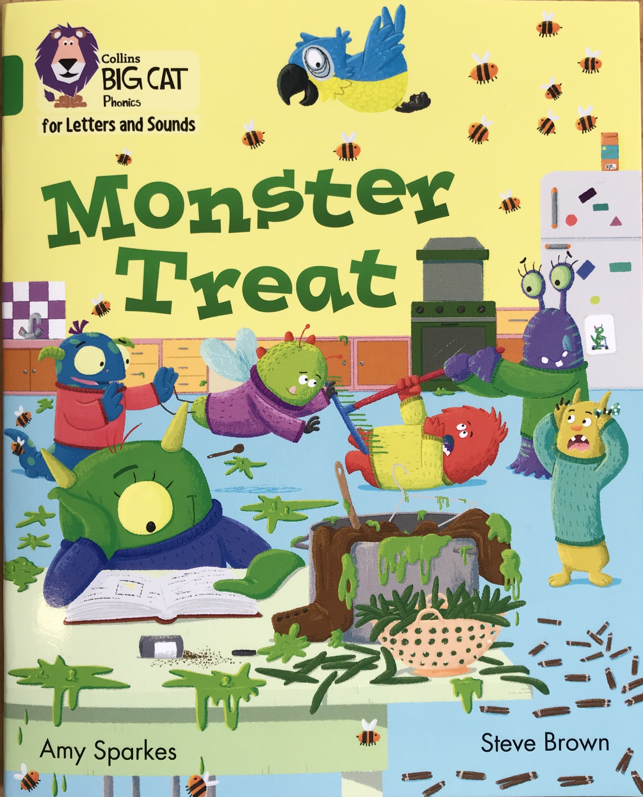 A Monster Treat