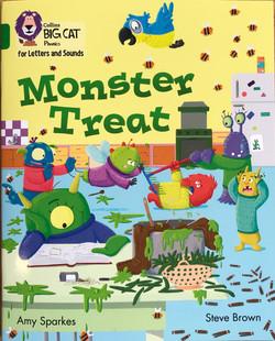 A Monster Treat