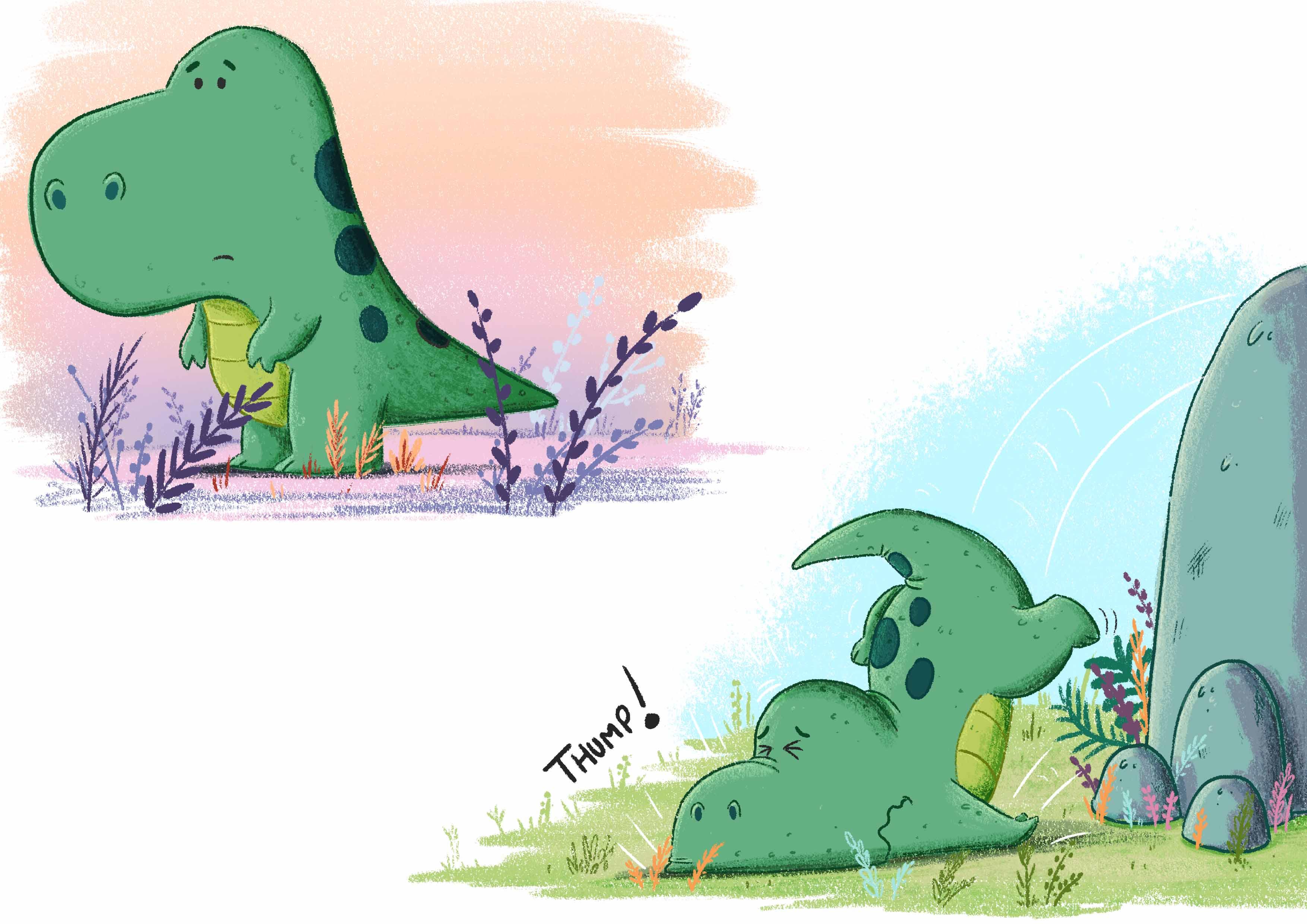 Dino Doodles