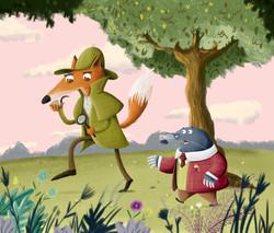 foxlock holmes