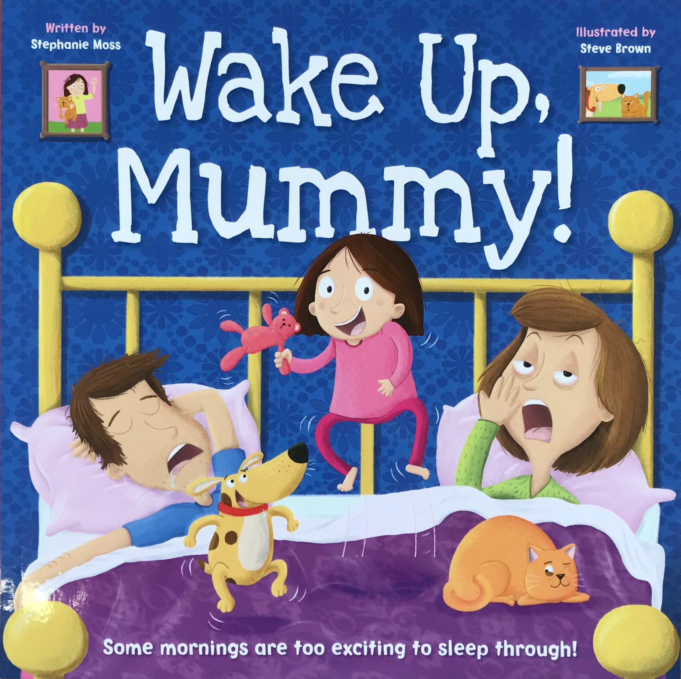 Wake up Mummy