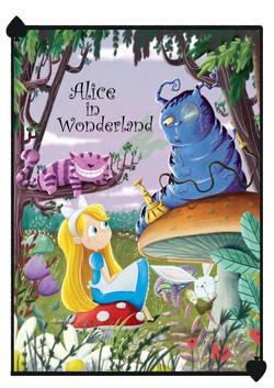 alice in wonderland adjusted