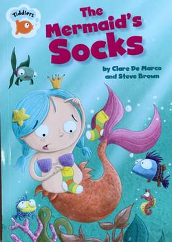 The Mermaids socks