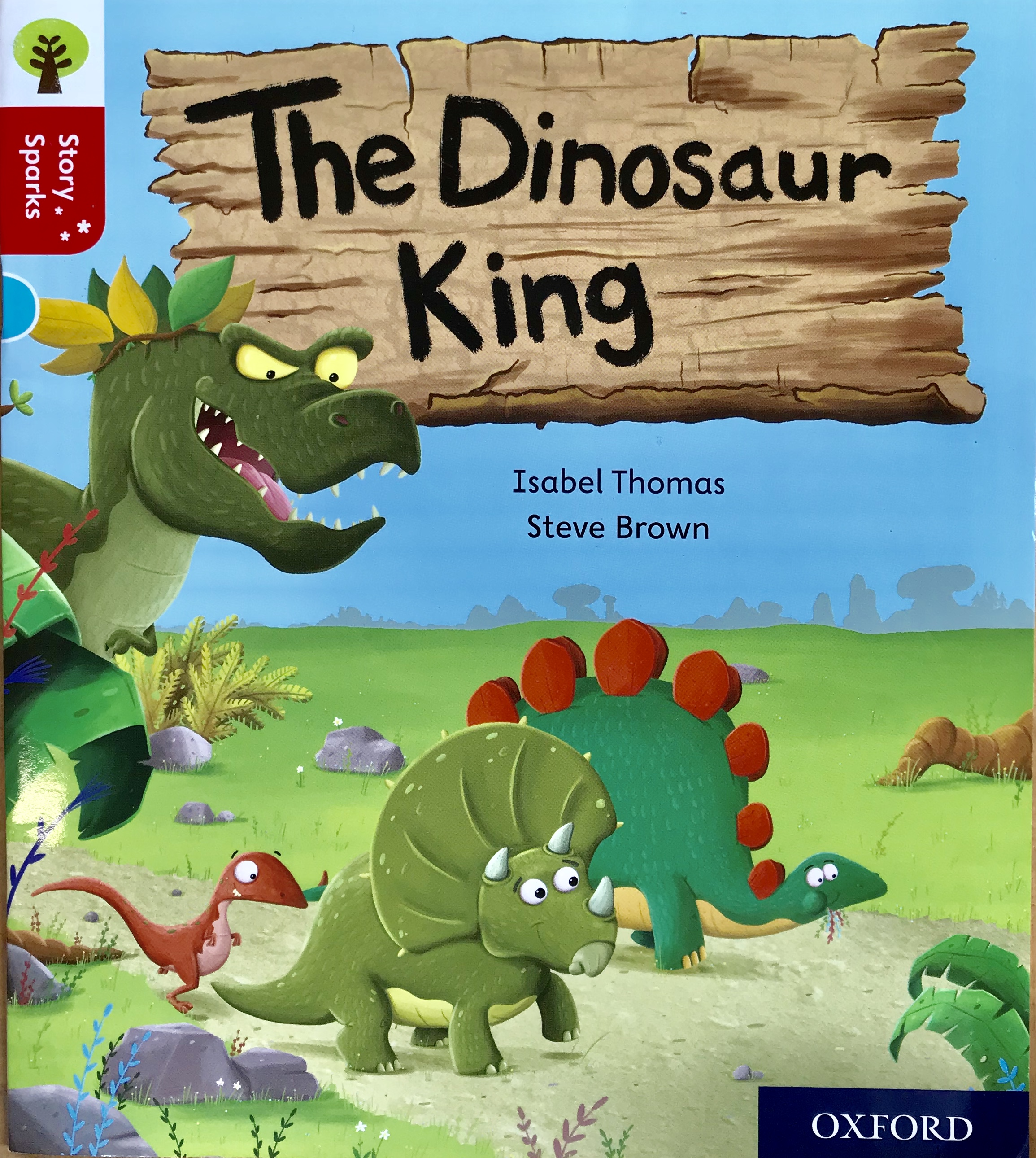 The Dinosaur King