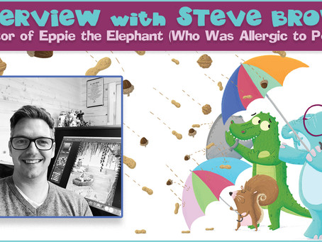 Interview with Silver Dolphin Books About Eppie the Elephant.