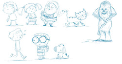 people roughs