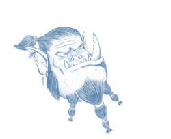 troll sketch