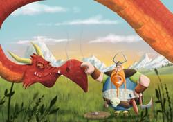 Crazy Viking