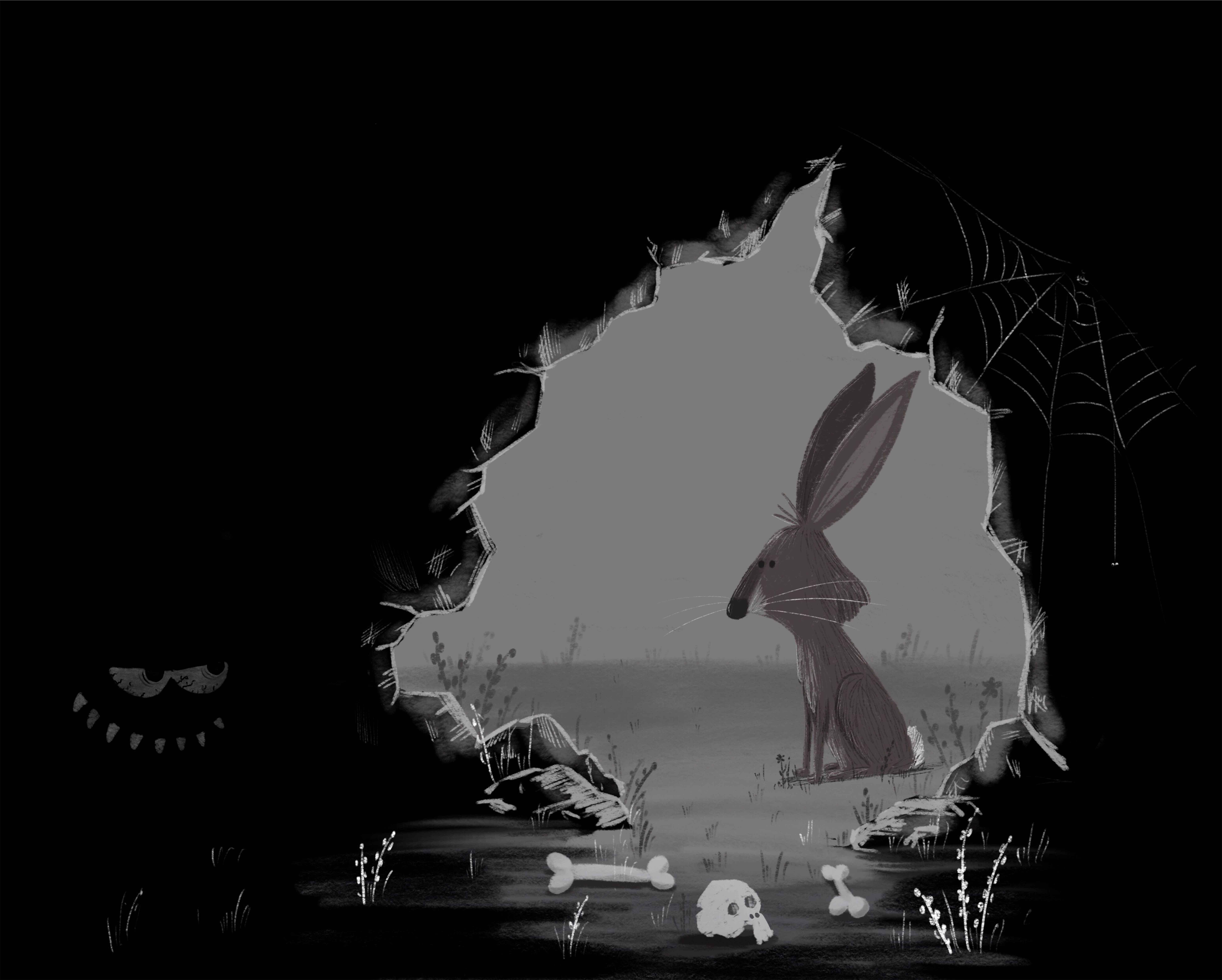rabbit cave