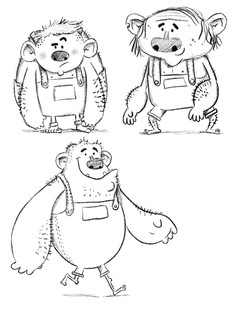 Troll sketches