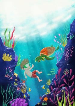 Underwater Pals