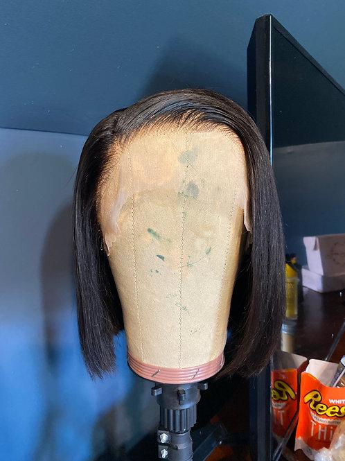 12'Bob Frontal Wig
