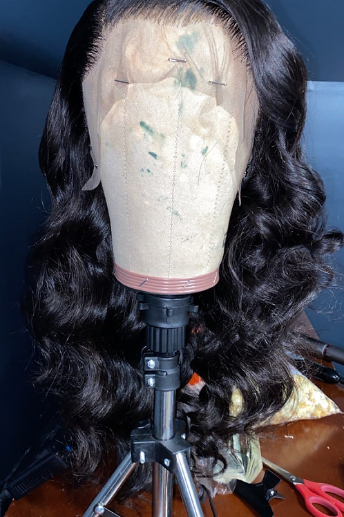 20'Body Wave Frontal Wig