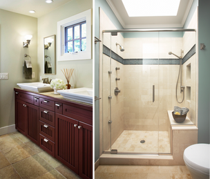 Mark Zancanaro Interior Design Bathroom