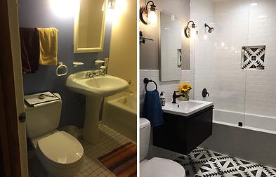 Mark Zancanaro Interior Design Baths