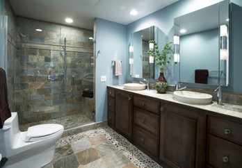 Mark Zancanaro Interior Design Bathroom