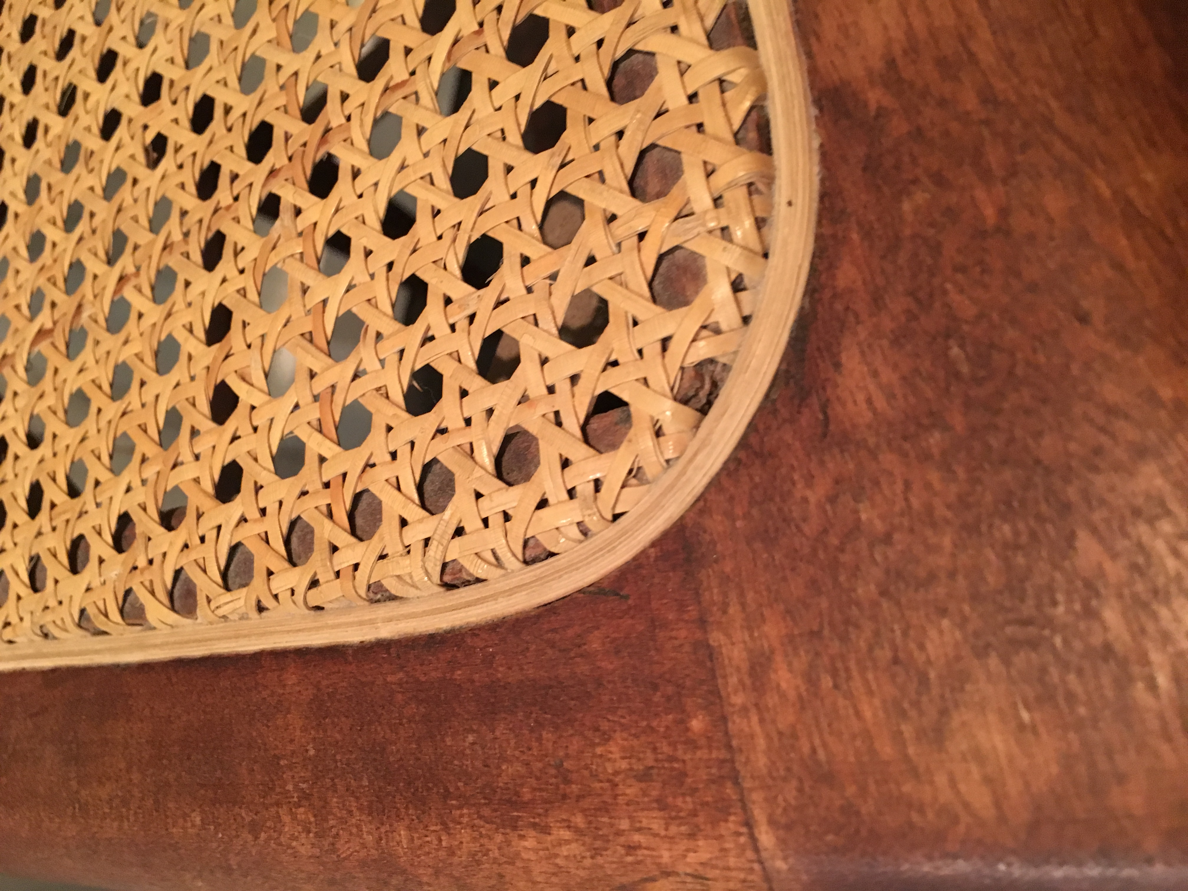 Caning detail