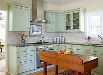 Mark Zancanaro Interior Design Kitchen