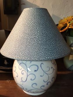 Small Ginger Jar lamp