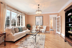 Glenview Luxury Home Staging