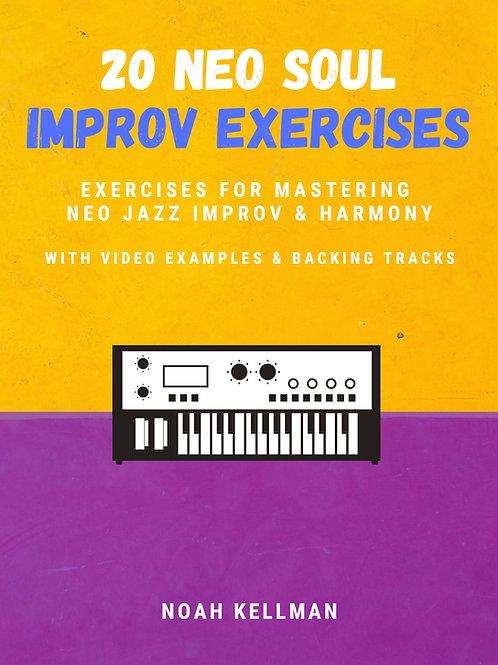 20 Neo Soul Improv Exercises