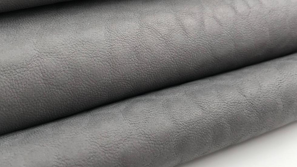 Merino Leather - Chiseled Stone