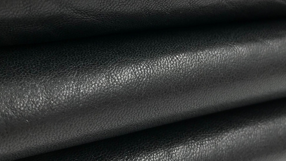 Merino Leather - Black Bean
