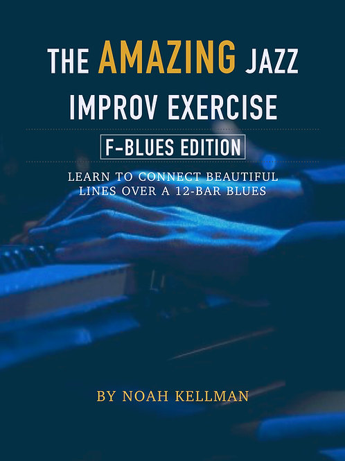 The Amazing Jazz Improv Exercise - F-Blues Edition