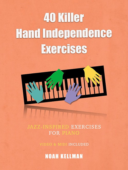 40 Killer Hand Independence Exercises