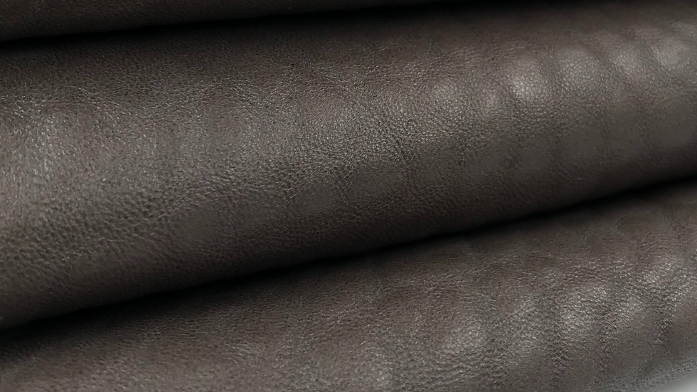 Merino Leather - Deep Taupe