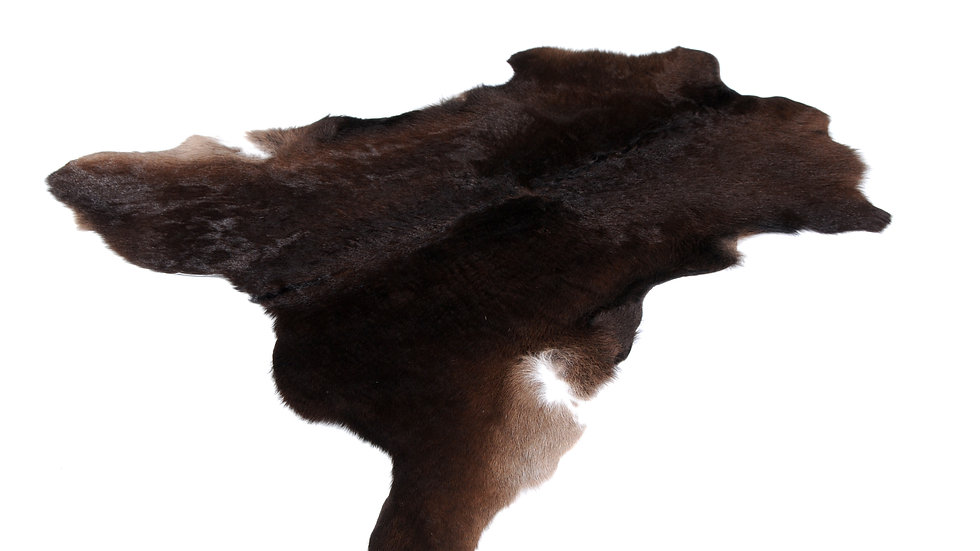 VIZELLO Silken Baby Calf hide - Brown and White